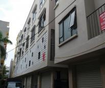 Chỉ từ 1,7 tỷ sở hữu ngay căn nhà 5 tầng đã hoàn thiện tại ngõ 175 Bát Khối, Long Biên,HN
