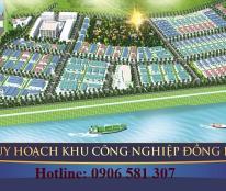 Đất Làm Nhà Máy Tại Thanh Hóa 19 ha Cụm Công Nghiệp Nghề Cá Hậu Lộc 1.2 – 2.5 Triệu/m2