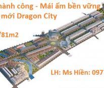 Bùng nổ, tháng dư đầu tư vào đất, chỉ từ 466 sở hữu ngay BĐS giữa TTTM và nhà trẻ tại TP Thái Bình