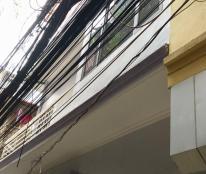 2.3 giật nhà Trường Chinh, 40m 5 tầng ngõ 3m.