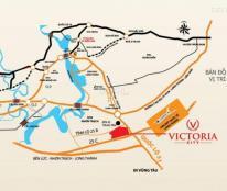 Đất nền KDC An Thuận - Victoria City khu DV sân bay Long Thành, MT Quốc lộ 51- giá gốc chủ đầu tư
