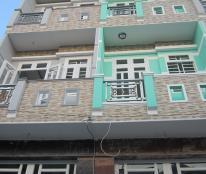 Bán nhà Bến Phú Định, dt 53m2, 2 lầu+sân thượng, giá 2.4 tỷ, gần ĐL Võ Văn Kiệt