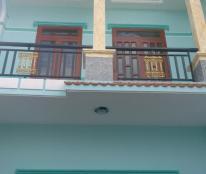 Bán nhà mới 1 lầu, 1 trệt diện tích 5 x 20m, SHR, KDC Trường Sơn, Bình Chuẩn