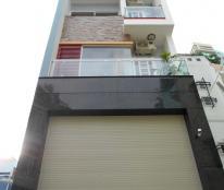 Bán nhà hẻm 8m Phạm Văn Bạch, P15, Tân Bình 4.5X12m, 3 lầu mới 100%