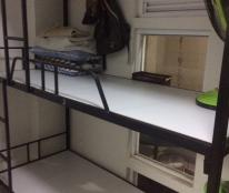 Cho thuê ký túc xá máy lạnh 450k / tháng ở PHÚ NHUẬN GẦN CÔNG VIÊN GIA ĐỊNH
