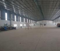 Cho thuê nhà xưởng giá rẻ 1000m tại KCN Phú Nghĩa Hà Nội khuôn viên 2000m