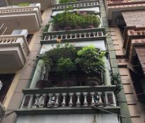 Bán nhà phố Phạm Tuấn Tài, DT 40m2 x 5 tầng, phân lô, ô tô