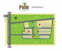 Đất xây dựng nhà xưởng khu dân cư Palm Town