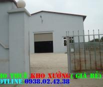 Cho thuê nhà xưởng Bình Long Quận Bình Tân, DT: 160m2