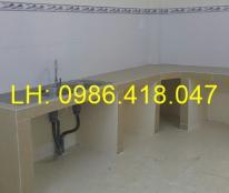 Bán nhà trong hẻm Lê Đức Thọ DT 3,1 x 15,5m, 1 trệt, 1 lầu giá 2,1 tỷ