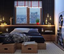 Bán căn hộ thiết kế mới 2+2, Vinhomes Green Bay, view hồ giá rẻ