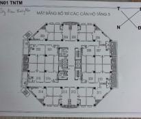 Bán chung cư N01- N02 Tây Nam Đại học Thương Mại, 0987.144.918, giá 1,7 tỷ