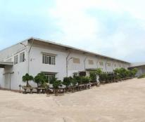 Chuyển nhượng nhà xưởng 1600m trên đất 6000m2 tại khu công nghiệp Khai Sơn Bắc Ninh