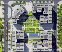 Chính chủ bán căn 168m2, nhà thô, chung cư Mandarin Garden