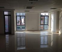 Cho thuê nhà mặt phố Đội Cấn, DT 40m2 x 4 tầng, MT 5.5m, giá 35 triệu/tháng