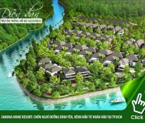 Bán lô F đất nền Jamona Home Resort giá 20 triệu/m2, biệt thự tứ lập. LH 0902513911