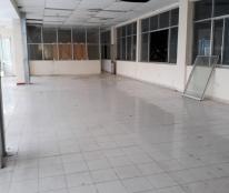Cho thuê 350m2 kho nhà xưởng trống vào sử dụng ngay đường Nguyễn Văn Linh, Quận 7, không cấm tải