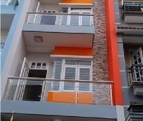 Bán nhà hẻm 5m, Nguyễn Thượng Hiền, P. 6, Bình Thạnh