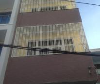 Bán nhà ngay chợ 2 lầu đúc, 232F Dương Bá Trạc, Q 8, dt 48m2, đường 6m, hướng Đông Bắc, giá 4.45 tỷ