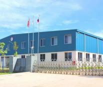 Chuyển nhượng đất công nghiệp 11000m có nhà xưởng 3000m2 tại KCN Khai Sơn, Thuận Thành Bắc Ninh