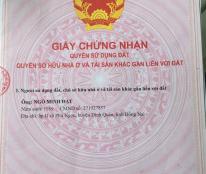 Cần bán gấp nhà khu dân cư Chợ Lớn, Phạm Hữu Lầu, Q7, DT: 4x24m, giá 3.84 tỷ