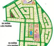 Bán đất dự án Phú Nhuận Q9, DT 280m, sổ đỏ, vị trí đẹp, giá 22tr/m