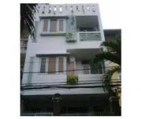 Bán CHDV Đặng Dung,Q1,DT 4x16,nhà mới 6 tầng