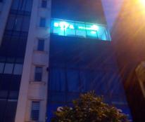 Bán gấp tòa Văn Phòng 9 tầng mặt phố Lê Văn Thiêm. Giá= 42tỷ