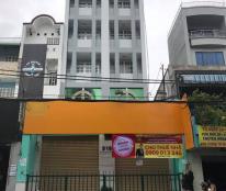 Cho thuê nhà mặt tiền Âu Cơ, Phương 10, Quận Tân Bình, 1 trệt 1 lửng 5 lầu