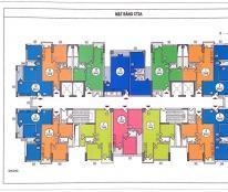 Bán căn hộ tái định cư hoàng cầu tòa Ct2A và Ct3 Hoàng Cầu giá 28tr