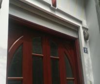Gia đình chuyển chung cư bán nhà ngõ Quỳnh, Thanh Nhàn diện tích 50m2