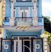 Cần bán gấp nhà 1 triệt 1 lầu đường Phan Văn Đối, Hóc Môn. Nhà mới đẹp có thể ở ngay