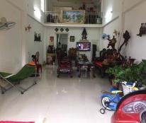 Nhà mới có mê lửng, khu tập thể, hẻm Xô Viết Nghệ Tĩnh, DT 4,04x21m, giá 750tr