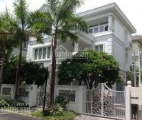 Xây dựng trệt và 2 lầu, thiết kế 4 phòng ngủ, 4 toilet, biệt thự Mỹ Kim, vip nhất Phú Mỹ Hưng