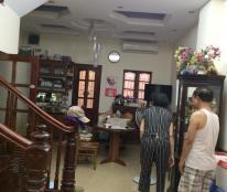 Bán nhà mặt ngõ KD Nguyễn Khang 63m2, 4 tầng mặt tiền 5m