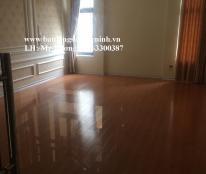 Cho thuê nhà 4 tầng đường Tô Hiến Thành, Kinh Bắc, TP.Bắc Ninh