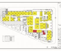 Bán mặt bằng trung tâm thương mại Gemek Tower LH 0949440219