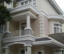 Cho thuê biệt thự Mỹ Giang, nhà mới trang trí lại, rất đẹp, 4PN, nội thất cao cấp. Giá 28 triệu/th