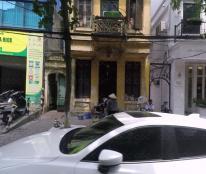 Bán gấp nhà số 98 Triệu Việt Vương, DT 130m2, 2 tầng cũ, MT 6,2m nở hậu giá 500tr/m2
