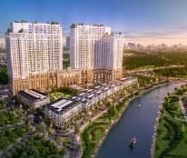 Bán căn 3 PN cao cấp cạnh Làng Việt Kiều Châu Âu, giá chỉ 2,6 tỷ, full nội thất cao cấp