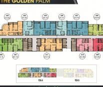 Bán suất ngoại giao chung cư Golden Palm tầng đẹp, giá gốc từ CĐT