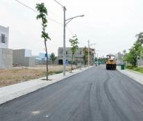 Bán lô đất chính chủ trong KCN Tân Đô, Đường Tỉnh 824, DT 100m2, SHR, giá 180 triệu