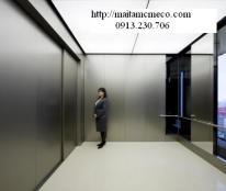 Chuyên thang máy liên doanh- thang máy nhập khẩu tại Hà Nội
