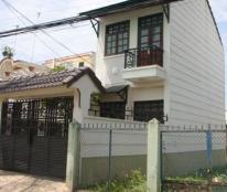 Bán gấp nhà MT Đinh Tiên Hoàng , P. ĐK Quận 1 giá rẻ DT 4 x 30m,NH 10m.