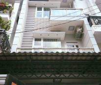 Cần bán nhà riêng, Phường 5, Phú Nhuận, 63m2, 4 tầng, chỉ 4.7 tỷ