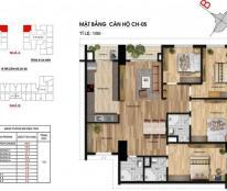 Cần nhượng gấp Imperia Garden 120m2, 4PN, 3WC, giá 33 tr/m2