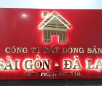 Bán gấp căn nhà đường Phan Đình Phùng - phường 2 -  thành phố Đà Lạt