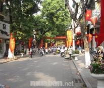 Bán nhà mặt phố sô 20 Phan Huy Chú,DT 270m2,2 mặt tiền 10m và 26m