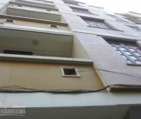 Bán nhà mặt phố Cự Lộc mặt tiền khủng 6m x 5 tầng, DT: 38m2, giá chỉ 90tr/m2