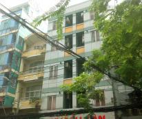Bán khách sạn mặt tiền Sư Vạn Hạnh, 8x16m, 4 lầu, giá 35 tỷ